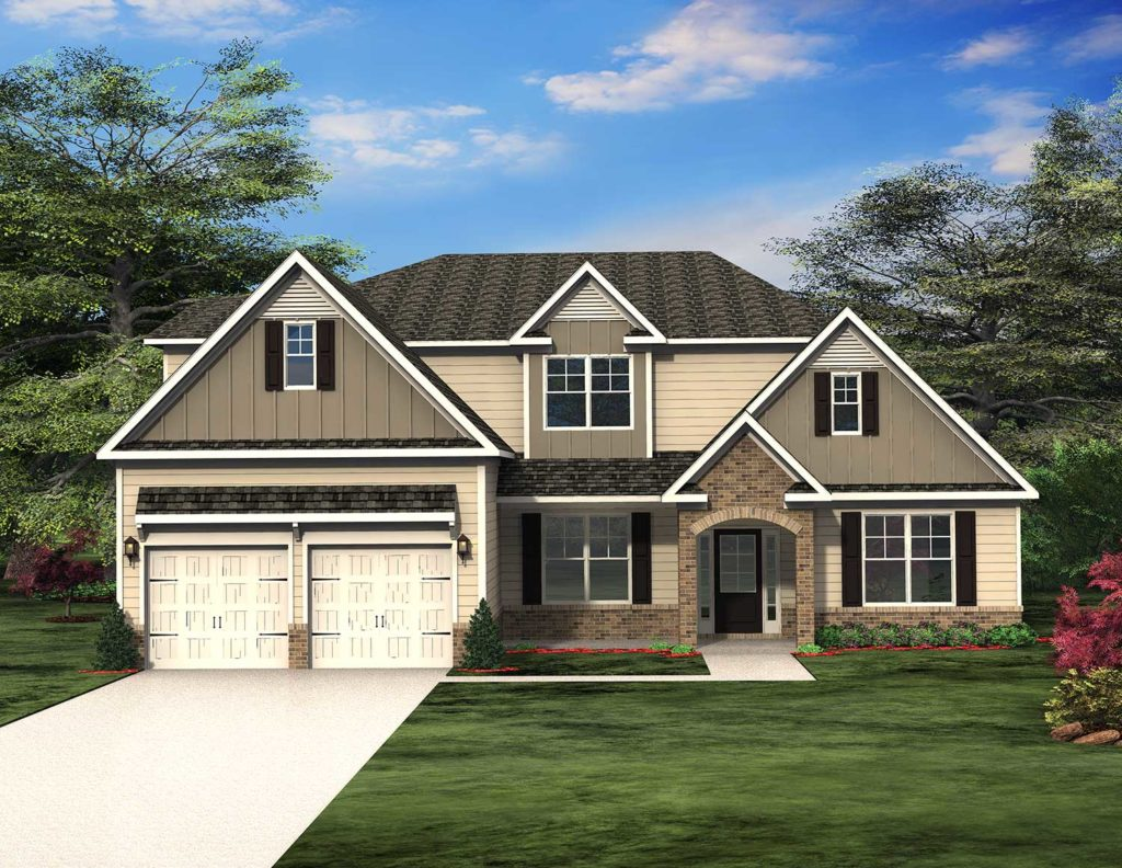 Discover The 6 Floor Plans Available In The Links Traditions Of