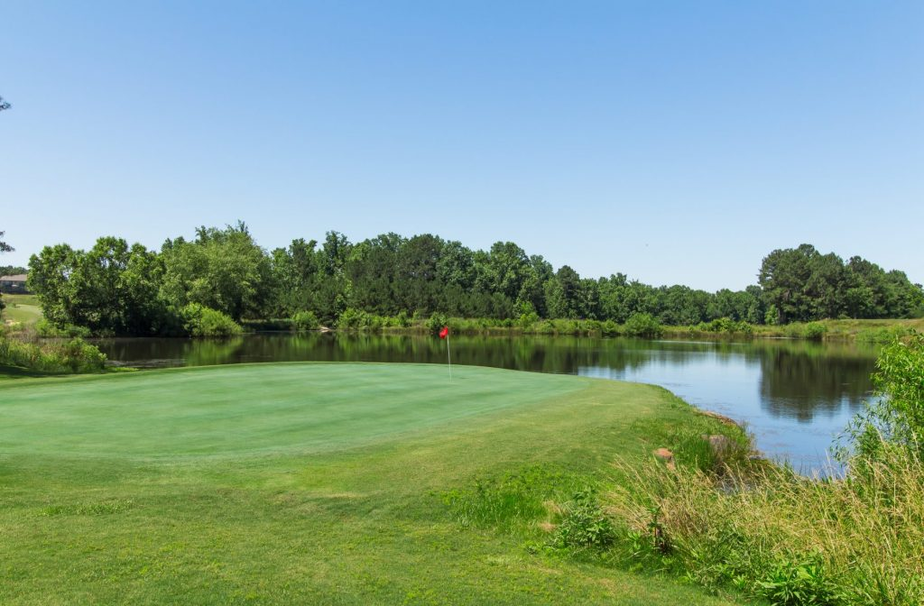 See the golf course at Traditions of Braselton during the Taste Tour Play event