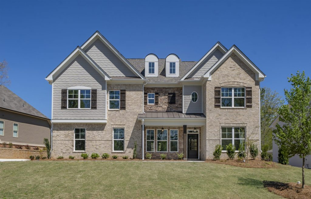 A move-in ready home at Traditions of Braselton